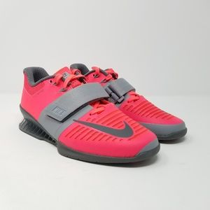Nike Shoes - Nike Women Romaleos 3 Weightlifting CrossFit Shoe